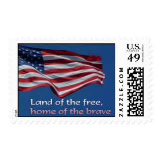 Proudly Waived Stamps