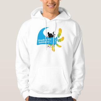 Proudly you the BE bodyboard Hoodie