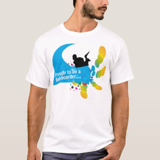 Proudly you the BE bodyboard T-Shirt