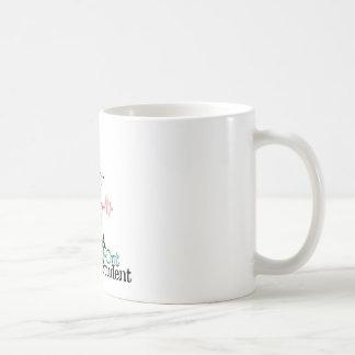 ProudMom of a Nursing Student Coffee Mug