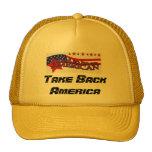 proudtobeamerican, Take Back America Mesh Hats