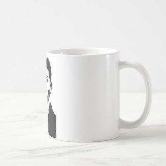 Proust Classic White Coffee Mug