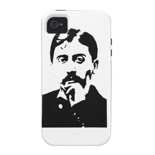 Proust Vibe iPhone 4 Case