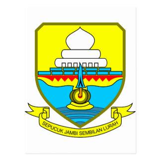 Prov, Indonesia Postcard