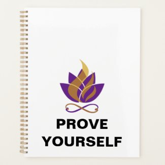 Prove Yourself Planner