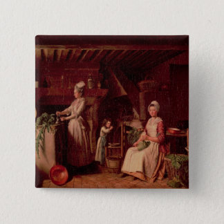 Provencal Kitchen Button