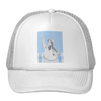 Provencal Olive Oil Can Hat