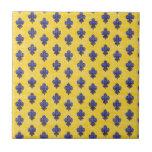 Provence al sur del modelo de la flor de lis de Fr Azulejo