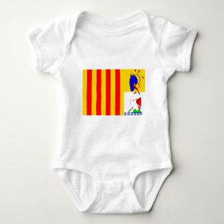 provence-alpes-cote-d-azur- baby bodysuit