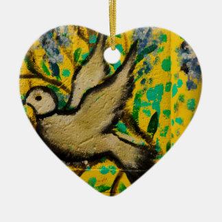 Provence Dove Ornament