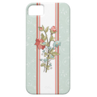 Provence floral iPhone 5 Case-Mate cárcasa