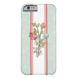 Provence floral funda de iPhone 6 barely there