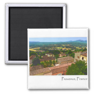 Provence France 2 Inch Square Magnet