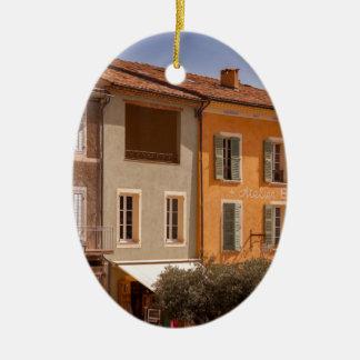 Provence, France Ceramic Ornament