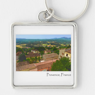 Provence France Keychain
