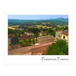 Provence France Postcard