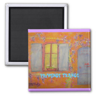Provence France wisteria Magnet