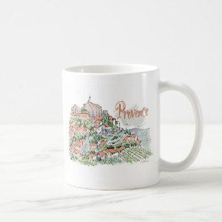 Provence Gordes mug