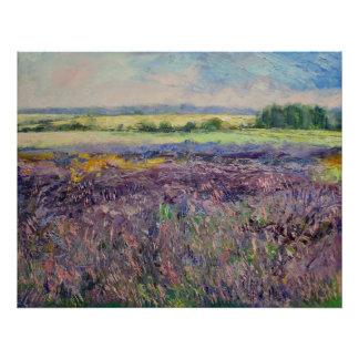 Provence Lavender Print