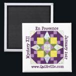 "Provence Magnet<br><div class=""desc"">2 inch magnet with En Provence block</div>"