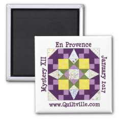 Provence Magnet at Zazzle