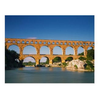 Provence - Pont du Gard postcard