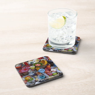 Provence Pottery Beverage Coaster