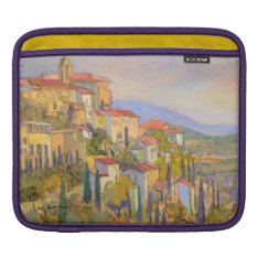 Provence Retreat Ipad Sleeve at Zazzle