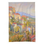 Provence Retreat Towel