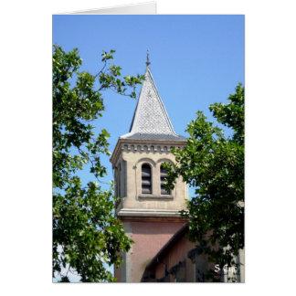 Provencial Church, S Cyr Card