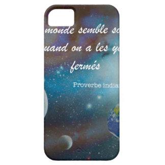 Proverbio de Indien iPhone 5 Carcasas