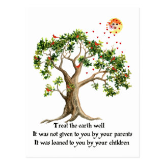 Proverbio de la naturaleza del Kenyan Postal