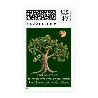 Proverbio de la naturaleza del Kenyan Timbres Postales