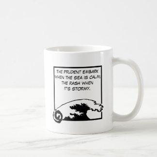 Proverbio de Nueva Zelanda Taza De Café