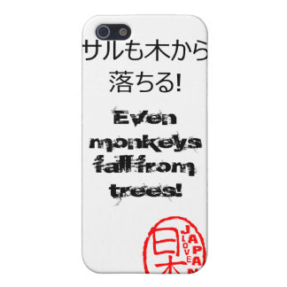 ¡Proverbio del japonés del caso del iPhone del est iPhone 5 Protector