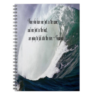 Proverbio del Tuscarora Cuaderno
