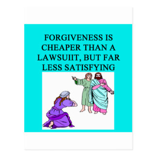 proverbio divertido del abogado postal