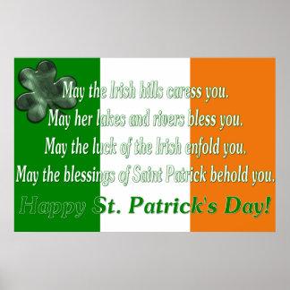 Proverbio irlandés 5 - impresión irlandesa de la b impresiones