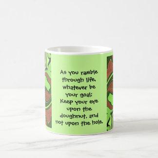 proverbio irlandés divertido tazas de café