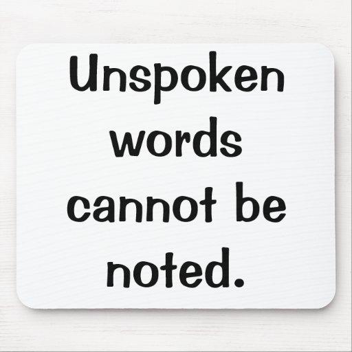 Proverbio italiano Mousepad No.191