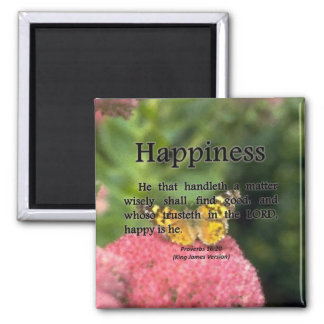 Proverbios de la felicidad 16-20 iman