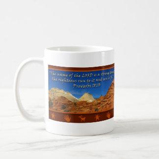 Proverbios de Zion/ Taza De Café