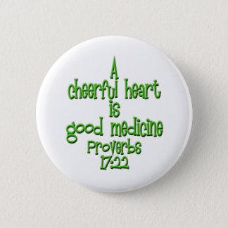 Proverbs 17:22 button
