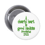 Proverbs 17:22 buttons