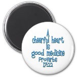 Proverbs 17:22 magnets