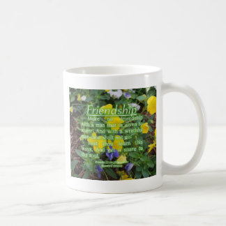 Proverbs 22:24-25 coffee mug