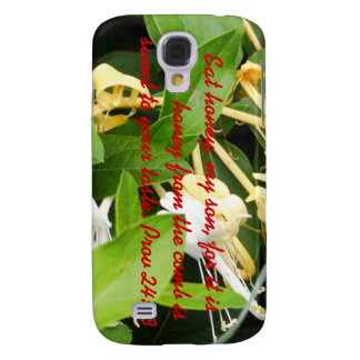 Proverbs 24 13 galaxy s4 covers