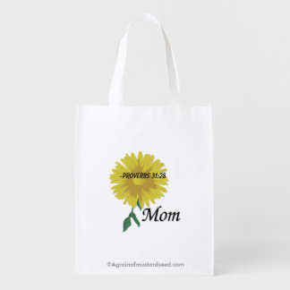 Proverbs 31:28 Mother's Day Grocery Bag