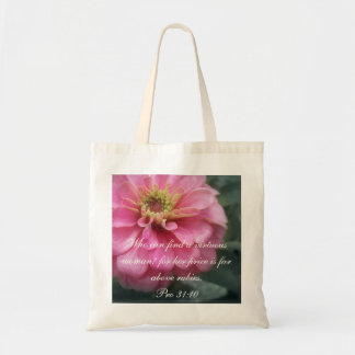 Proverbs 31 Collection ~ Pro 31:10 Tote Bag
