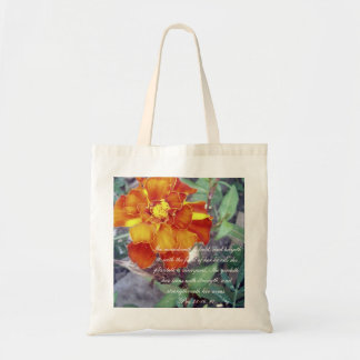 Proverbs 31 Collection ~ Pro 31:16-17 Tote Bag